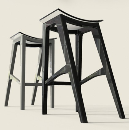 Wia Chair Tok Glass